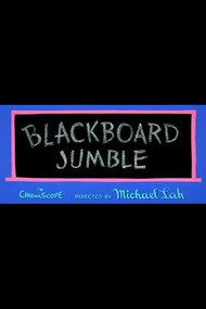 Blackboard Jumble