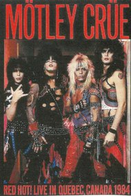 Mötley Crüe: Quebec City