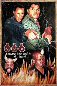 666 (Beware the End Is at Hand)