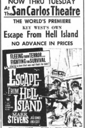 Escape from Hell Island