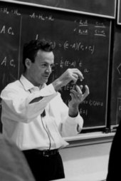 The Fantastic Mr Feynman