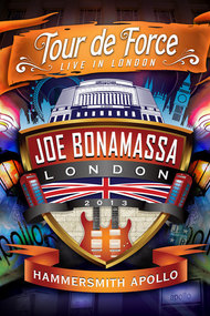 Joe Bonamassa: Tour de Force - Live in London Night 3 (Hammersmith Apollo)