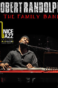 Robert Randolph Live At Nice Jazz Festival