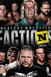 WWE: Presents...Wrestling's Greatest Factions