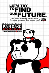 Panda-Z The Robonimation