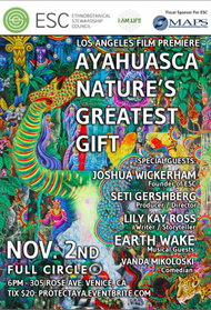 Ayahuasca: Nature's Greatest Gift