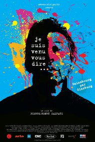 Gainsbourg by Gainsbourg: An Intimate Self Portrait