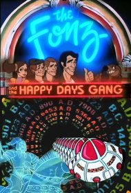 Fonz and the Happy Days Gang