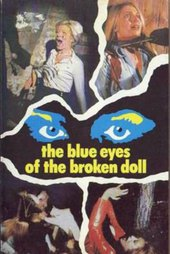 Blue Eyes of the Broken Doll
