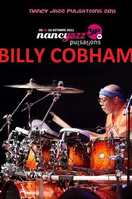 Billy Cobham - Live At Nancy Jazz Pulsation 2011