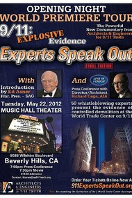 9/11: Explosive Evidence: Experts Speak Out