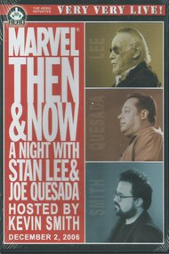 Marvel Then and Now: An Evening with Stan Lee and Joe Quesada