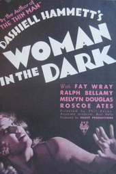 Woman in the Dark