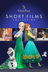 Walt Disney Animation Studios Short Films Collection