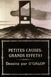 Petites causes grands effets