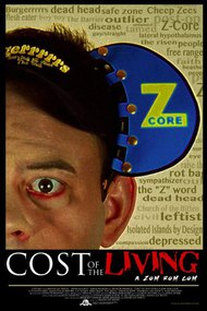 Cost of the Living: A Zom Rom Com
