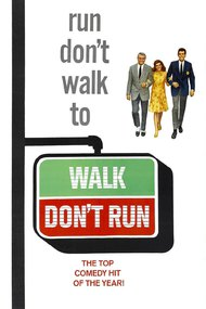 Walk Don't Run