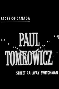 Paul Tomkowicz: Street-railway Switchman