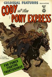 Cody of the Pony Express