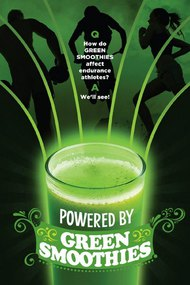 Powered by Green Smoothies