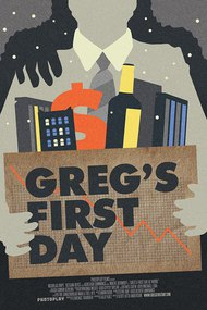 Greg's First Day