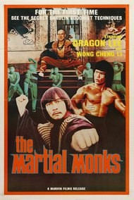Martial Monks of Shaolin Temple