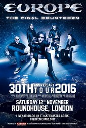 Europe : The Final Countdown 30th Anniversary Show - Live At The Roundhouse