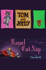 Royal Cat Nap