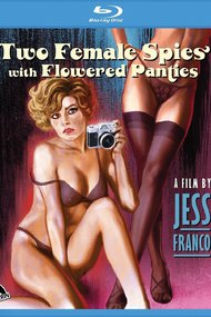 Two Female Spies with Flowered Panties