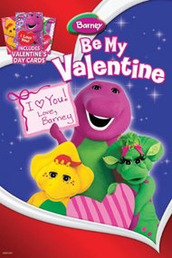 Be My Valentine, Love Barney