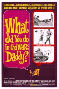 What Did You Do in the War, Daddy?