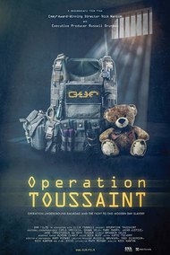 Operation Toussaint: Operation Underground Railroad and the Fight to End Modern Day Slavery