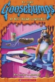 Goosebumps: My Best Friend Is Invisible