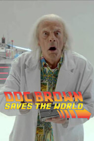 Doc Brown Saves the World