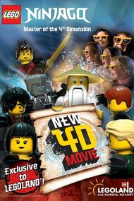 LEGO Ninjago: Master of the 4th Dimension