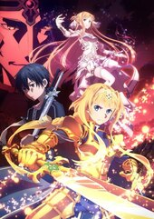 Sword Art Online: Alicization - War of Underworld