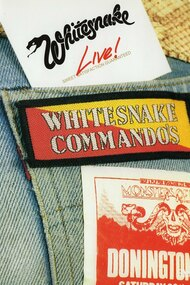 Whitesnake: Live At Donington 1983