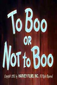 To Boo or Not to Boo