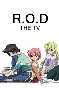 R.O.D: Read or Die