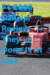 F1 2000 Official Review - They've Done It At Last