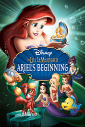 The Little Mermaid: Ariel's Beginning